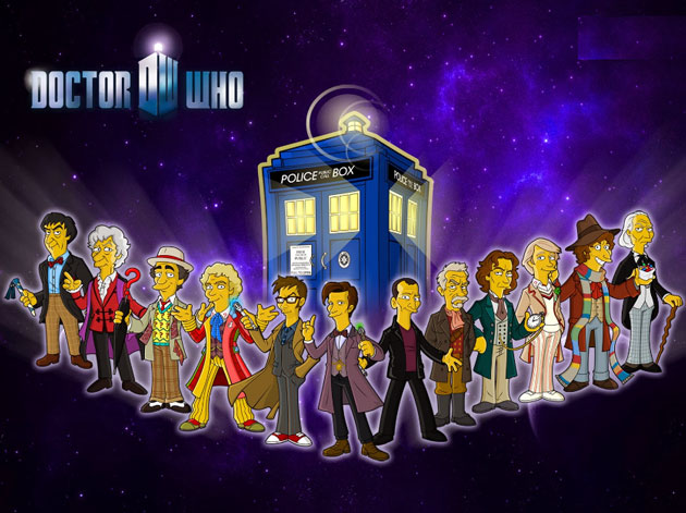 Все Доктора Кто