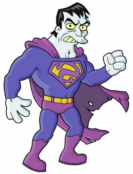 Суперзлодей Биззаро