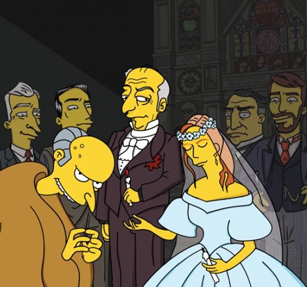 Неравный брак - картина Пукирева