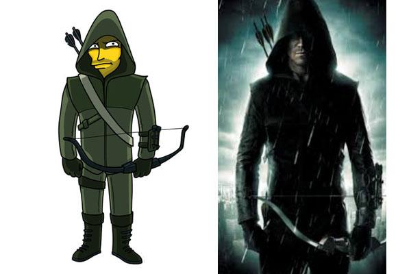 Arrow стрела
