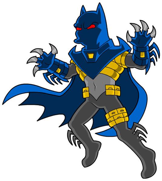 Падший рыцарь Бэтмен