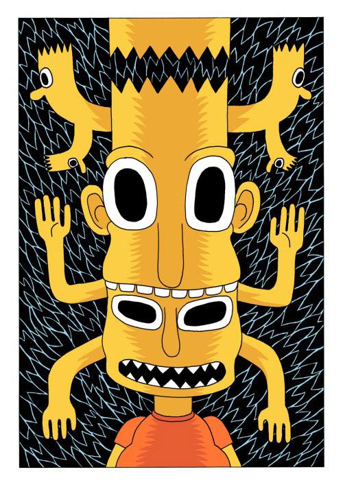 Барт идол инков