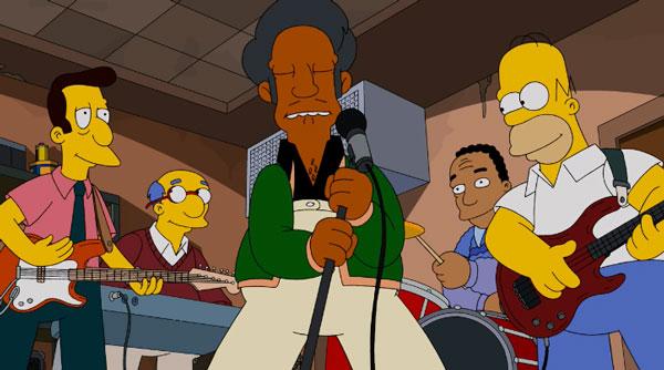 Рок-группа Гомера