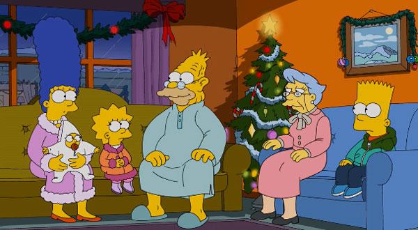 Мардж в доме престарелых