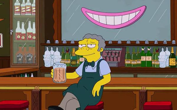 Мо за кружкой пива