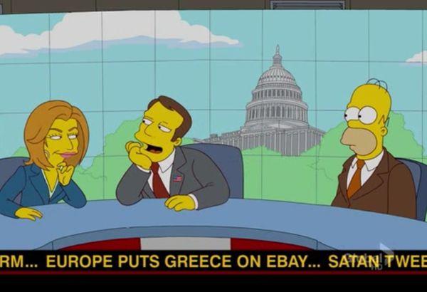 Гомер на телевидении