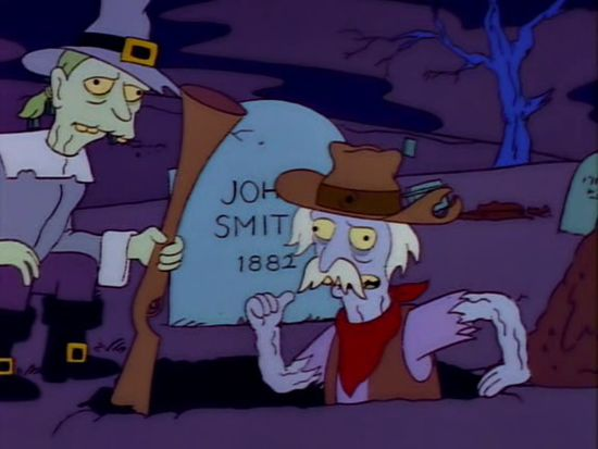 Зомби с Дикого Запада