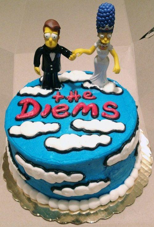 Свадьба Гомера и Мардж