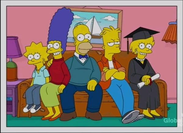 Взрослые Симпсоны
