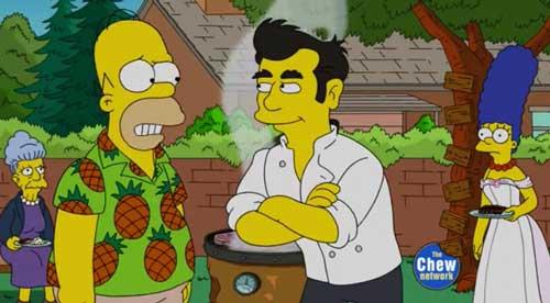 Гомер и Скотти Бум