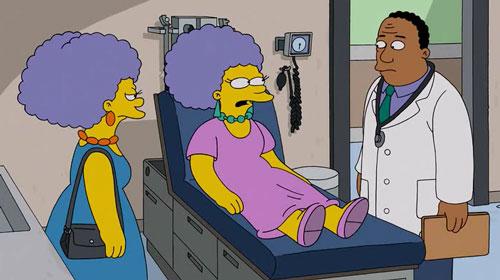 Пэтти у врача