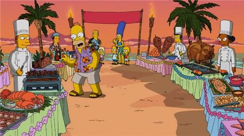 Симпсоны в отпуске