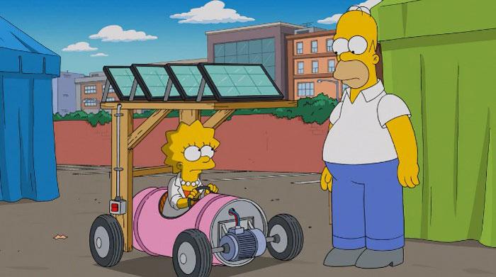 Лиза и ее авто