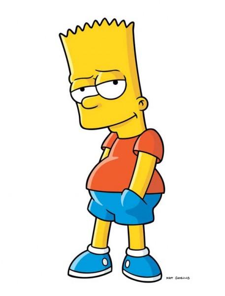 Одежда Барта Симпсона