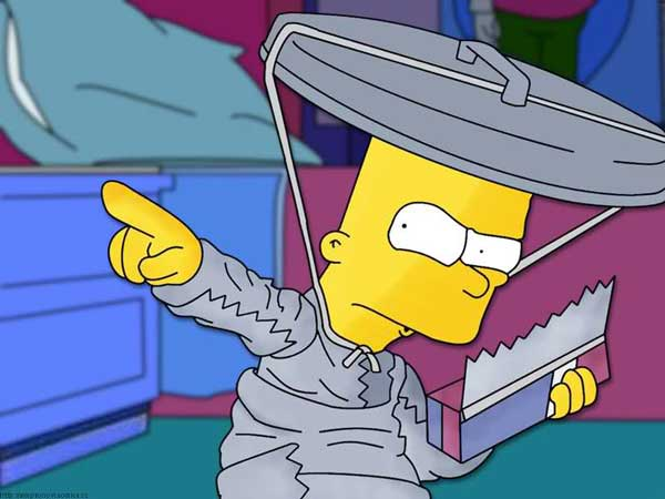 Барт параноик