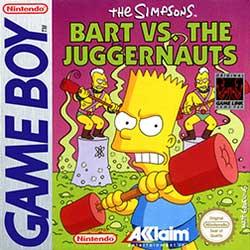 Симпсоны: Барт против Джаггернаутов