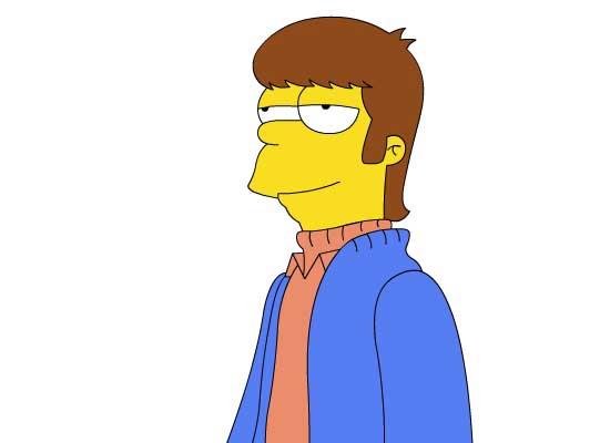 Молодой Гомер