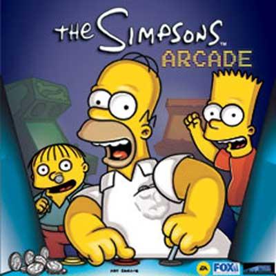 Игра Симпсоны аркада римейк