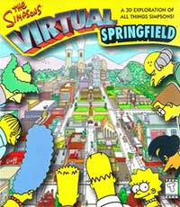 Игра The Simpsons: Virtual Springfield