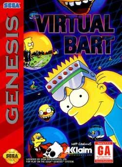 Игра виртуальный Барт